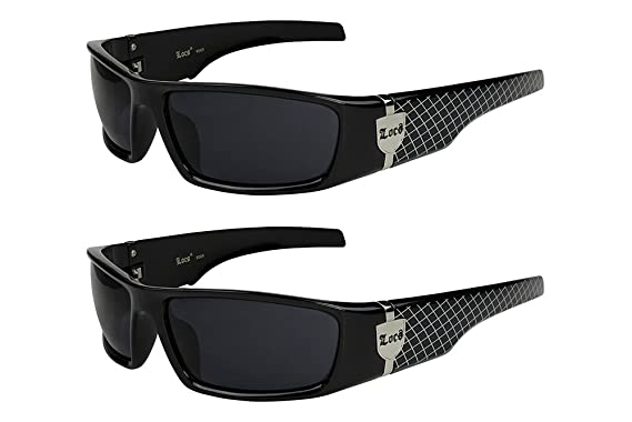 2er Pack X-CRUZE® Fahrradbrille Sonnenbrille Brille Herren Damen Frauen schwarz KMfEwd