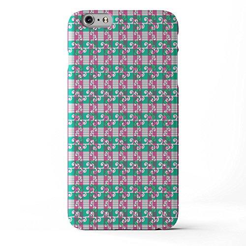 Koveru Back Cover Case for Apple iPhone 6 Plus - Cute Curls