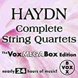 Haydn: Complete String Quartets (The VoxMegaBox Edition) Album Cover