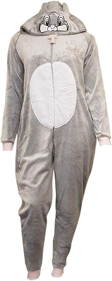 Llicensed-Primark - Pijama de una Pieza - para Mujer Gris ...
