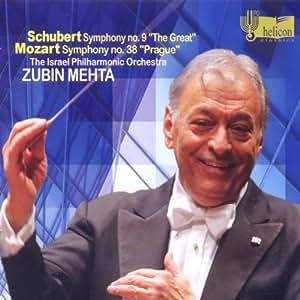 Schubert: Symphony No.9; Mozart: Symphony No 38 in D major, K504 'Prague'