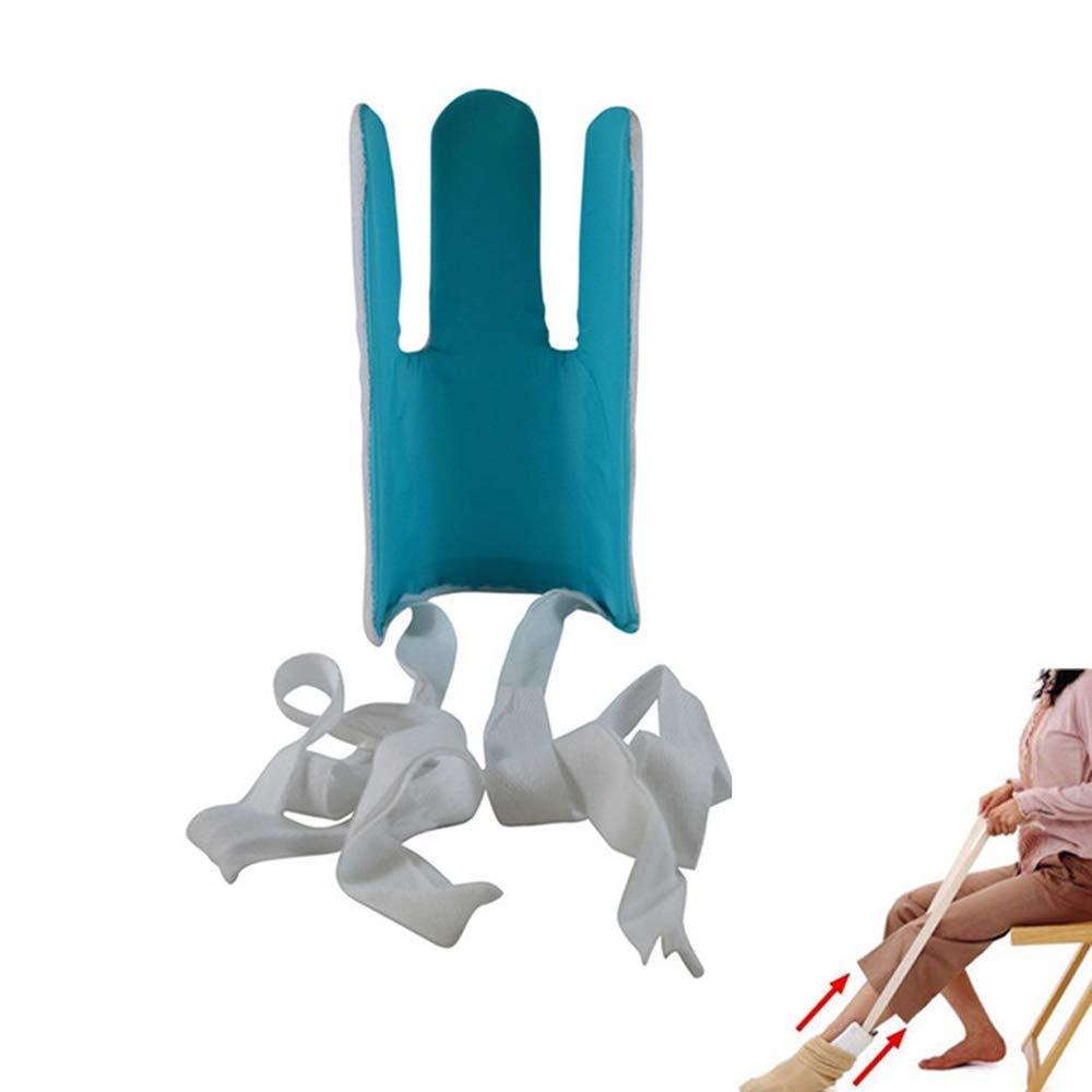 UUK Wear Socks Assister, Old Woman, Pregnant Woman, Free Bend, Three-Finger