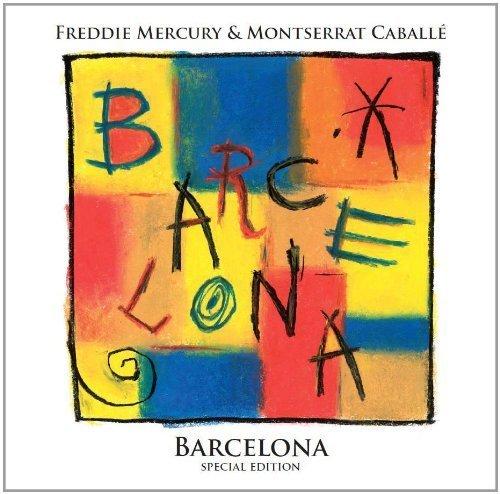 Barcelona by Mercury, Freddie, Caballe, Montserrat (September 11, 2012) Audio CD