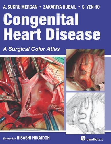 Congenital Heart Disease: A Surgical Color Atlas