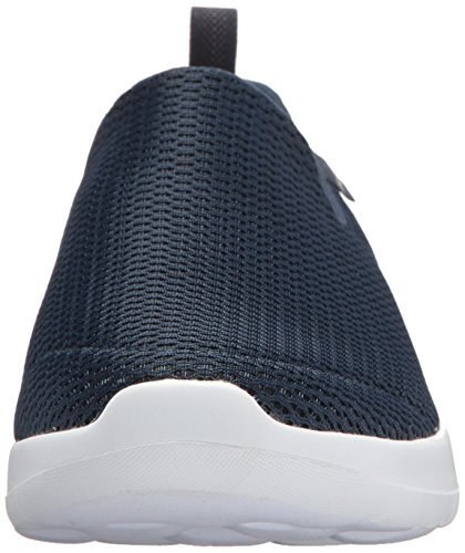 Skechers Performance Women's Go Walk Joy Walking Shoe,navy/white,5 W US by Skechers (Image #4)