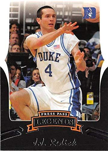 d7a34804d73 JJ Redick basketball card rookie (Duke University Blue Devils) 2007 Press  Pass Legends #2 at Amazon's Sports Collectibles Store