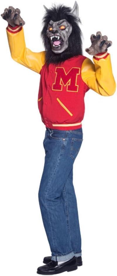 Smiffys - Disfraz de Michael Jackson Lobo Thriller Adulto Talla M ...
