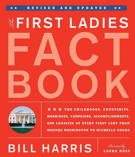 First Ladies Fact Book -- Revised and Updated: The Childhoods, Courtships, Marriages, Campaigns, Accomplishments, and Legacies of Every First Lady from Martha Washington to Michelle (Obama First Dog)