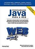 capa de Programação Java Para a Web
