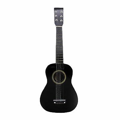 zhoumaoshunkeji 21 Pulgadas Ukulele Hawaii Guitarra 6 Cuerdas Hawaii Guitarra Instrumento Musical (ZMSKJ): Juguetes y juegos