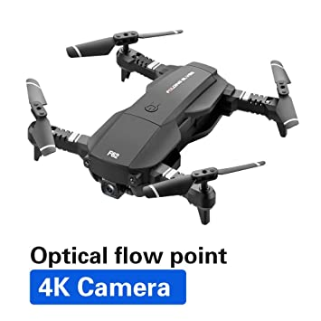 RONSHIN F62 2.4G WiFi 4K 16mp HD cámara Gran Angular RC Drone ...