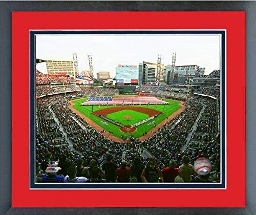 Atlanta Braves SunTrust Park 2017 Stadium Photo (Size: 13
