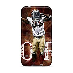 New Cute Funny San Francisco 49ers Player Gore Case Cover/ Galaxy S5 Case Cover