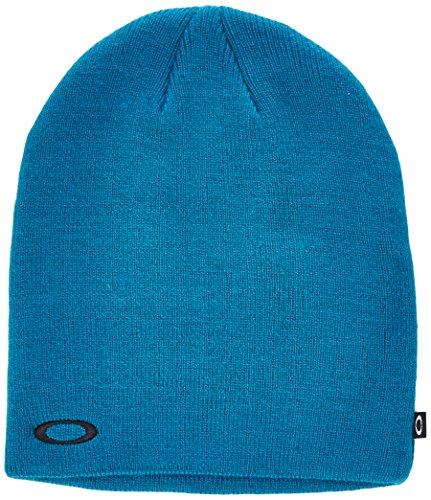 Blue Performance Knit Beanie - 2