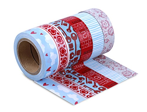 Great stocking stuffer ideas for 10 yr old girls! LolliZ Washi Tape