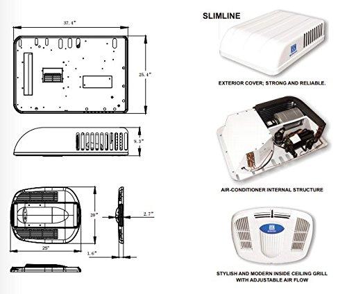 Slimline Rv Air Conditioner Just Rv Parts Amp Accessories