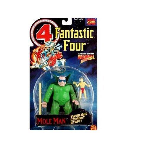 Fantastic Four Mole Man Action Figure by Fantastic 4