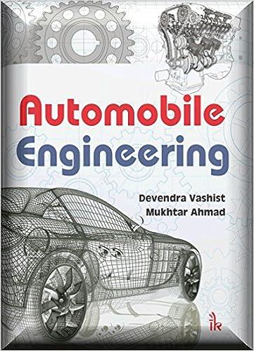 Basic Automobile Engineering Ebook