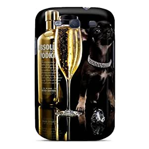 High Quality Williamore Absolut Vodka Skin Case Cover Specially Designed For Galaxy - S3