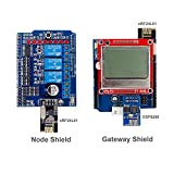 Sunfounder IoT Internet of Things Shields Kit for Arduino, Build Your Own IoT World