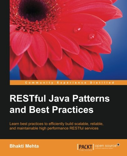 RESTful Java Patterns and Best Practices (Restful Web Services Best Practices)