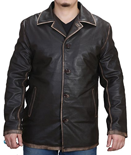 dean winchester leather - 9