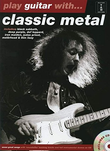 Read Online Play Guitar With... Classic Metal ebook