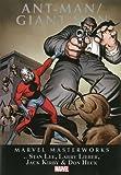 Marvel Masterworks: Ant-Man/Giant-Man Volume 1 (Marvel Masterworks (Numbered))