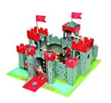 Le Toy Van Castle Playset, Lionheart