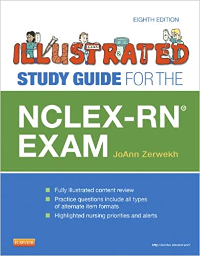 NCLEX RN Exam Illustrated Study Guide For The NCLEX RN Exam