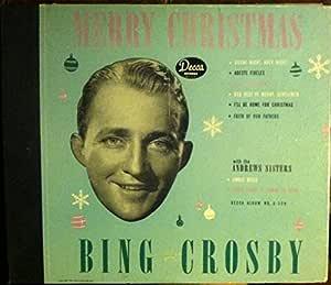 Bing Crosby - A Merry Christmas - Amazon.com Music