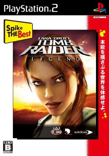 Tomb Raider: Legend (Spike the Best) [Japan Import]