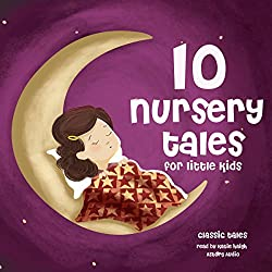 Ten Nursery Tales For Little Kids
