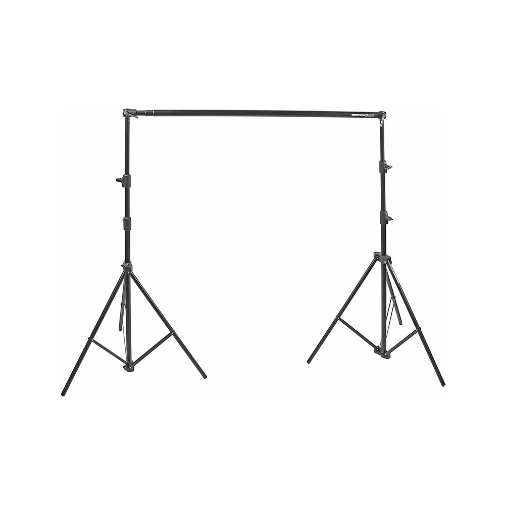 Manfrotto 1314B Background Support Set with Bag and Spring by Manfrotto