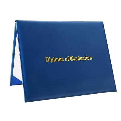 graduation certificate paper