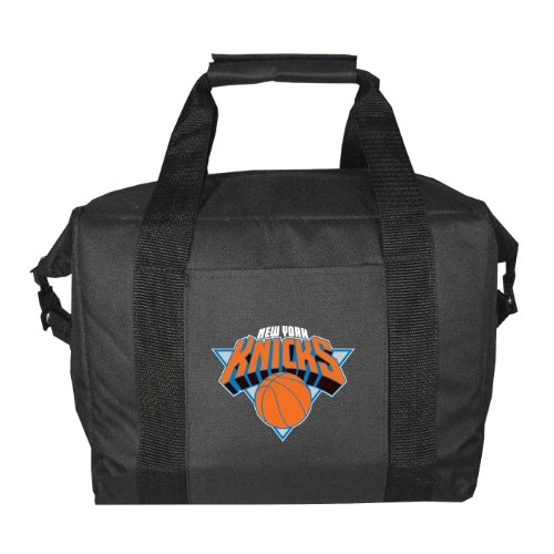 NBA New York Knicks Soft Sided 12-Pack Cooler Bag by Kolder