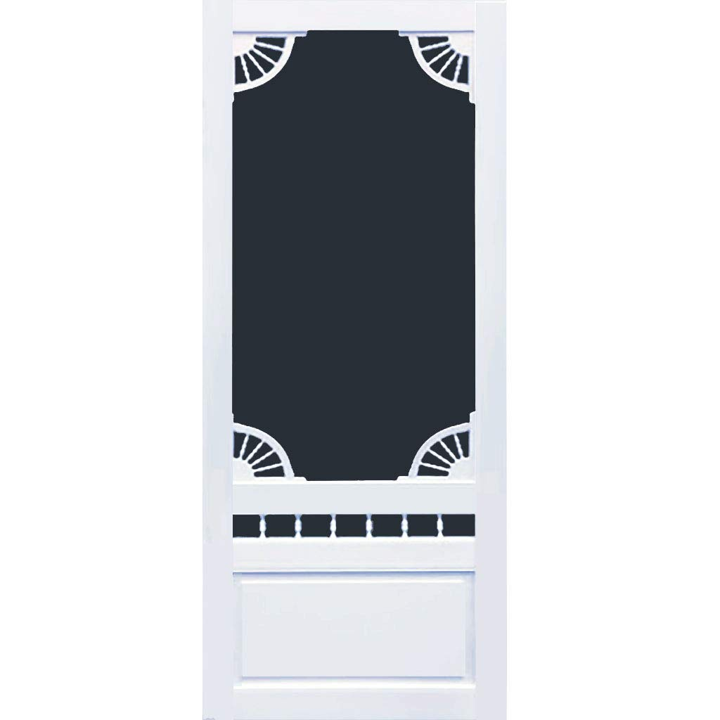 Vinyl Screen Door Dakota (36x80) by Kimberly Bay