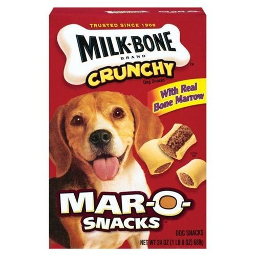 Milk Bone Dog Treats Bacon 24 Oz by Milk-Bone
