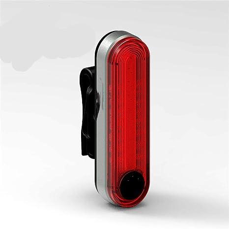 Kaxima Luces Bicicleta Smart USB Carga Noche Paseo montaña Muerta ...