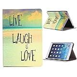 Lookatool Retro Letter Flip Stand Leather Case Cover For iPad Mini 1 2 3 Retina