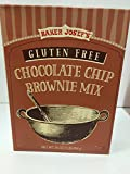 Baker Josef's Gluten Free Chocolate Chip Brownie Mix (Pack of 2)