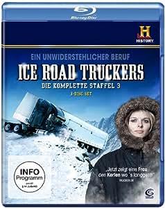 Ice Road Truckers - Staffel 3