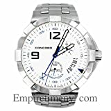 Concord Saratoga quartz mens Watch 02.6.14.1041 (Certified Pre-owned)