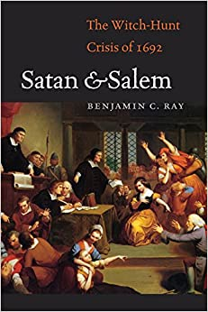 the salem witchcraft crisis of 1692 history essay About in the devil's snare award-winning historian mary beth norton reexamines the salem witch trials in this startlingly original, meticulously researched, and utterly riveting study in 1692 the people of massachusetts were living in fear, and not solely of satanic afflictions.