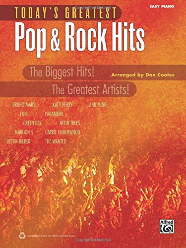 Today's Greatest Pop & Rock Hits...