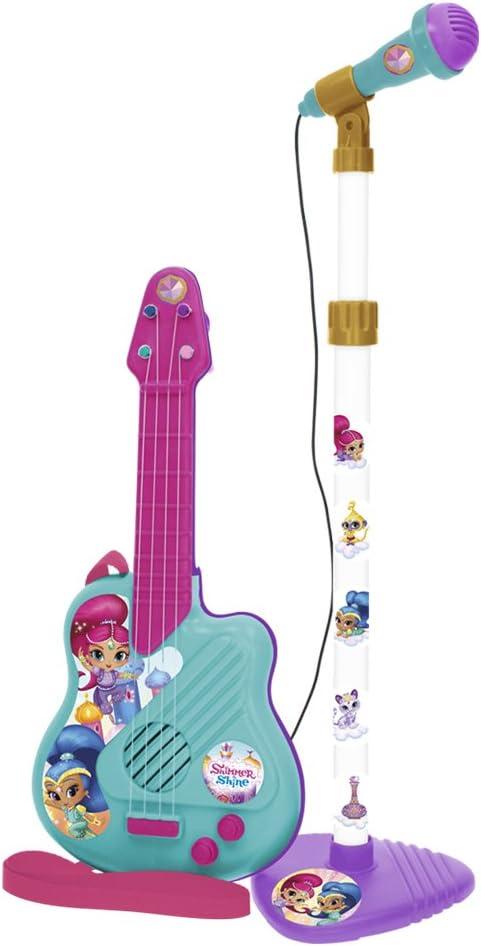 Shimmer & Shine Shimmer&Shine Micrófono y Guitarra, 21 x 30 cm ...
