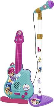 Oferta amazon: Shimmer & Shine Shimmer&Shine Micrófono y Guitarra, 21 x 30 cm (Claudio Reig 3510)