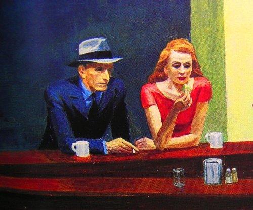 Edward Hopper, Beyond American Realism (Hopper's Allegory)