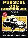 By R.M. Clarke Porsche 356 AB Workshop Manual (Brooklands Books) [Paperback]