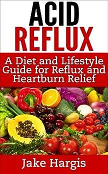 Acid Reflux Lifestyle Heartburn Relief ebook product image